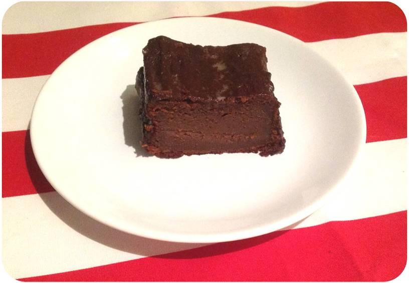Gateau chocolat et mascarpone