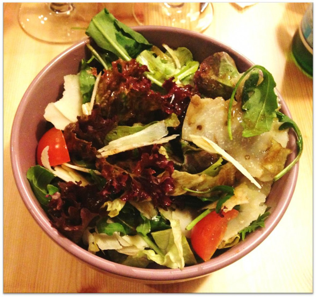 Salade parmesan Square Delicatessen
