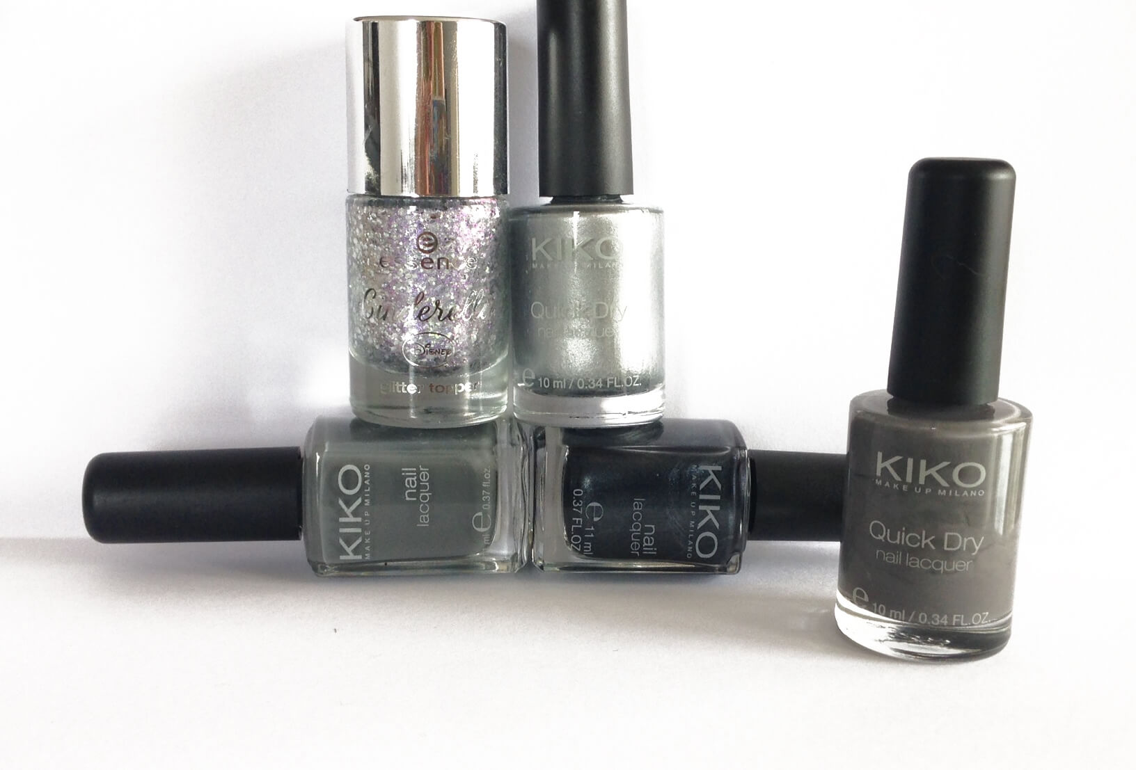 vernis ongles gris
