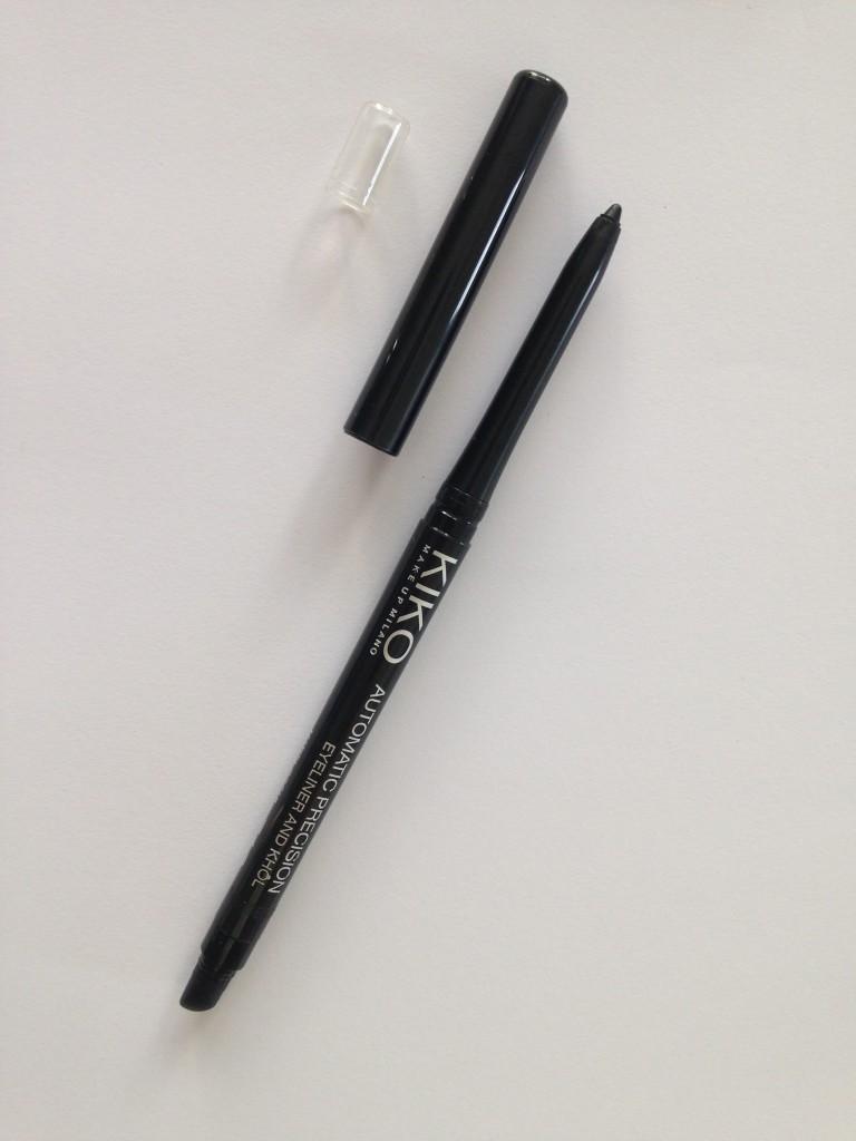 crayon automatique yeux