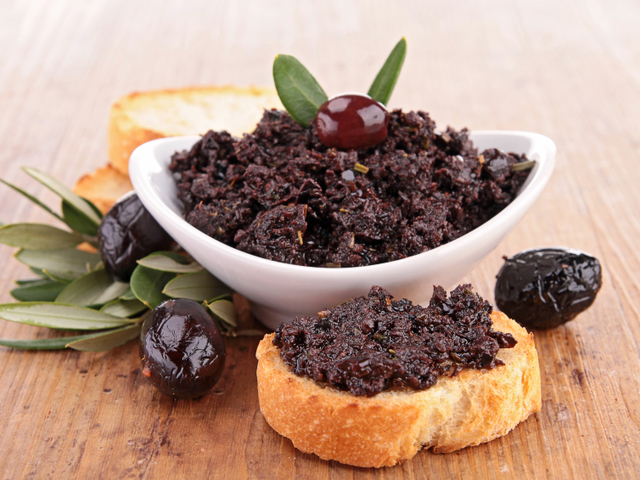 tapenade olives noirs