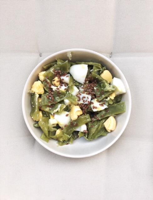 salade ete vegetarienne haricot